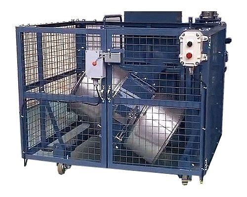防爆液体ドラムシェーカー